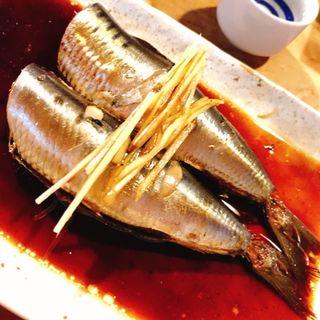 いわし煮付(岸田屋 (きしだや))