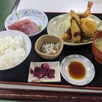 港の昼定食