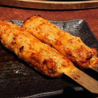 鶏つくね串(タレ)(甘太郎 川崎駅前リバーク店 (あまたろう))