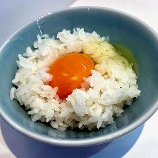 玉子かけご飯(上方レインボー)