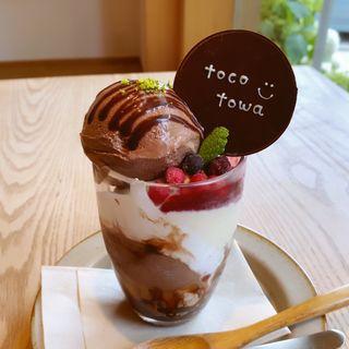 パフェtoco*towa(とことわ )