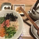 炙りたらこのお出汁スパゲティ(出汁スープ付)(東京たらこスパゲティ)