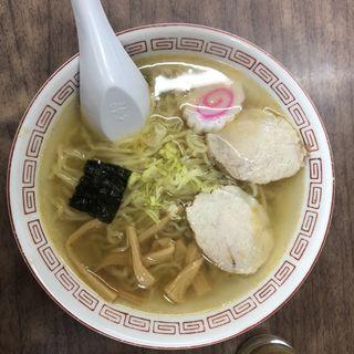 ラーメン(松葉食堂 )