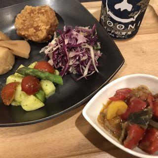 和洋お惣菜多種(のんのからあげ)