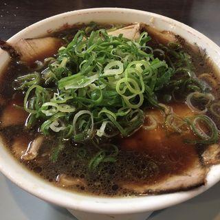 中華そば(新福菜館 KiKi京橋店 )