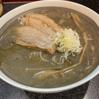 魚三(烈志笑魚油 麺香房 三く)