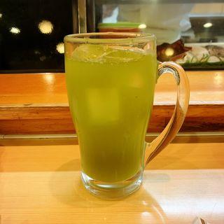緑茶ハイ(いろは寿司 中目黒目黒川沿い店 )