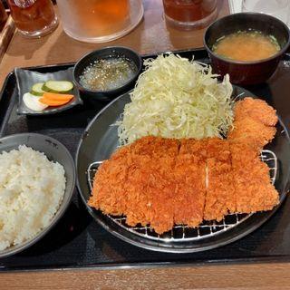 上ロースカツ定食(とんかつ六九 )