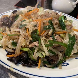 肉野菜炒め(らーめん 北国 )