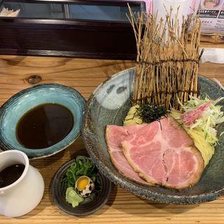 ざるラーメン(和 dining 清乃 堂山)