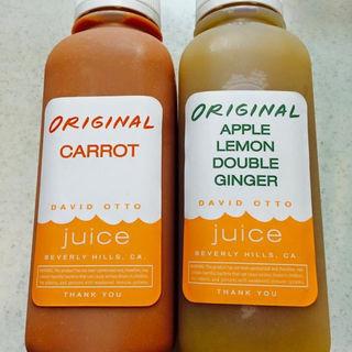 Apple Lemmon Double Ginger(デービッド オットー ジュース 千駄ヶ谷店 (DAVID OTTO JUICE))