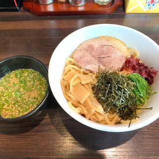 神奈川つけ麺/大盛り(明かり家)