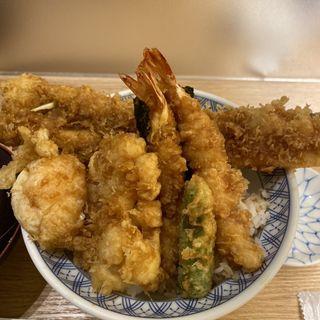 江戸前天丼(天丼 金子半之助 )