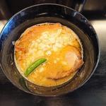 鶏白湯らーめん(麺処 にしむら)
