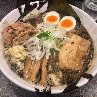 濃厚龍冴ら〜麺 (黒)(麺屋とがし 龍冴 )