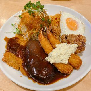 くまスペシャル(くま食堂 )