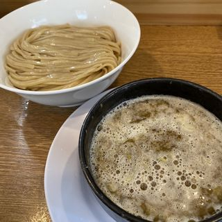 鶏白湯塩つけ麺(中華そば桐麺)