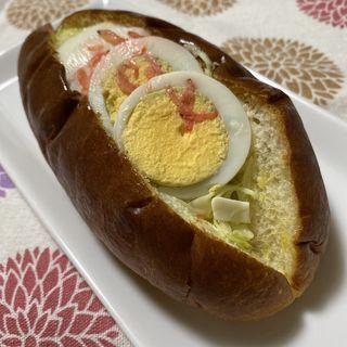シャキシャキサラダ たまごサラダ(ベーカリートレント (Bakery TREANT))