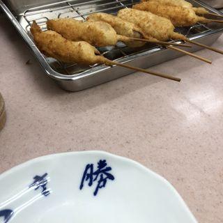 串カツ(八重勝)
