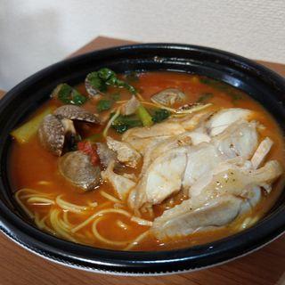 太陽のボンゴレ麺(太陽のトマト麺 錦糸町店 (たいようのとまとめん))
