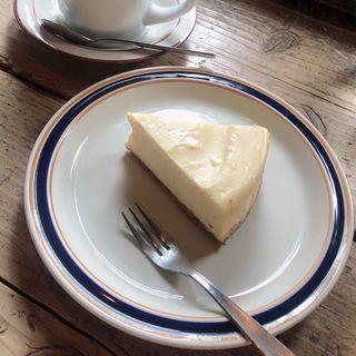 チーズケーキ(CLAMP COFFEE SARASA (クランプコーヒーサラサ))