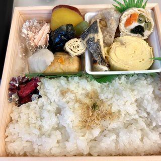 たん弥の京料理折詰弁当