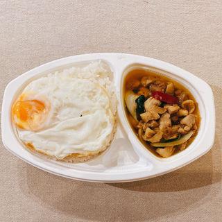 鶏肉のガパオ炒めご飯(タイキッチン )