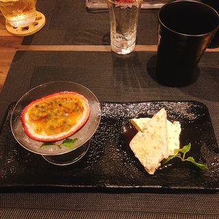 デザート(やさいや 鉄板焼野菜 赤坂店 (テッパンヤキヤサイ ヤサイヤ))