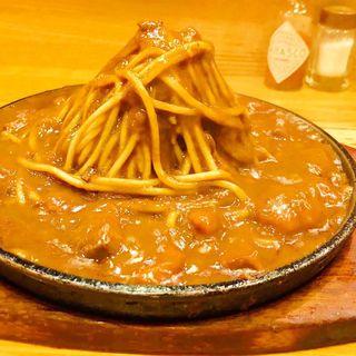カレースパゲティ(ハピネス)