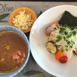 カレーつけ麺 並(麺屋 波 )