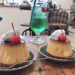 プリン(オールシーズンズ コーヒー (4/4 SEASONS COFFEE))