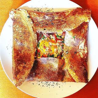 タマゴ チーズ トマト(ポポット (POPHOT))