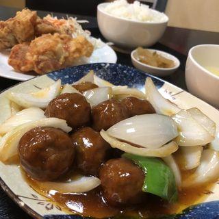 日替わりランチ(本格中国料理  郷菜館)