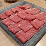 桜肉のしゃぶしゃぶ