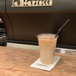カフェラテ(オールデイコーヒー (ALL DAY COFFEE))