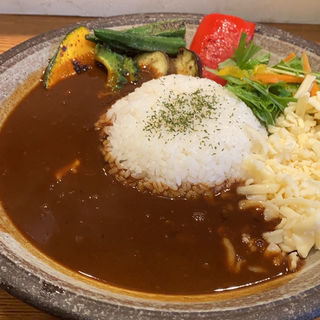 夏野菜カレー(集)
