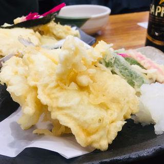 鱚の天ぷら