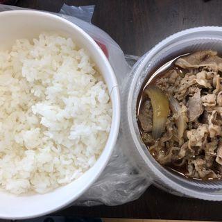 牛丼並(松屋 東新宿店 )