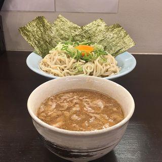 徳島豚骨醤油風つけ麺(限定)(博多とんこつ かたぶつ)