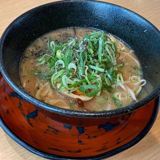 豚トロ霜降り麺(天下ご麺 )