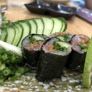 巻き寿司(よりみち心)