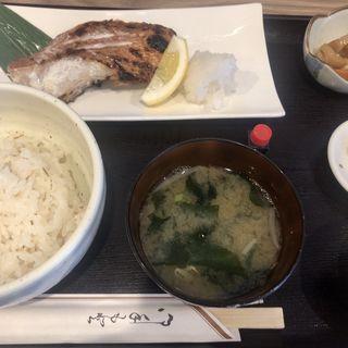 目鯛西京焼き定食(和定食 麦めし いとう )