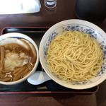 全部入りつけ麺(中)