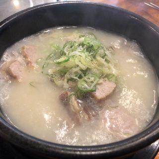 ブサン豚クッパ(クッパヤ )