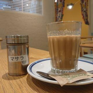 マサラチャイ(カンテグランデ近鉄あべのハルカス店)