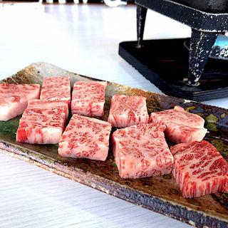 水瀬牛ステーキ