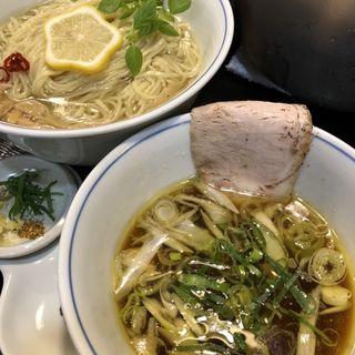 元祖 昆布水のつけ麺 Ultimate(ロックンビリーS1 (スーパーワン))