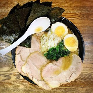 焼豚ラーメン(とんこつ麺 砂田 )