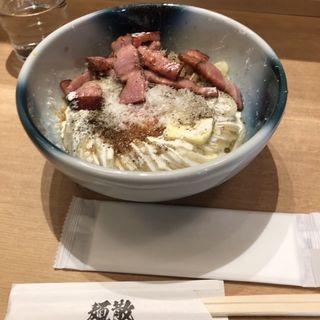 カルボナーラ(麺散)
