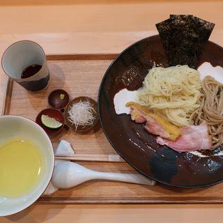つけ麺(しお味)(らぁ麺屋 飯田商店)